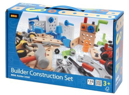 Brio Builder - konstrukční set 135ks