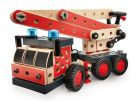 Brio Builder - stavebnice hasičský jeřáb 159ks 3