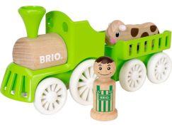 Brio Farmářská vlaková sada