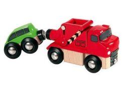 BRIO Kamion na odtahování aut