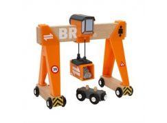 BRIO Konstrukční jeřáb