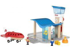 Brio Letiště s kontrolní věží - Poškozený obal