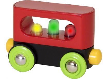 Brio Můj první železniční vagon se světlem