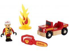 Brio Požární hrací sada