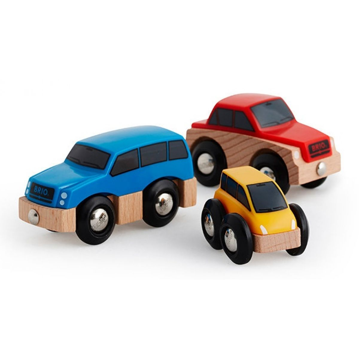 Brio Sada autíček 3 ks