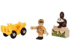 Brio Safari hrací sada - Poškozený obal