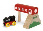 Brio Série klasic Vlaková stanice