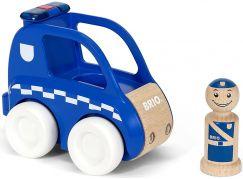 Brio Svítící a zvukové policejní auto