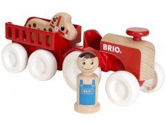 Brio Traktor, sada