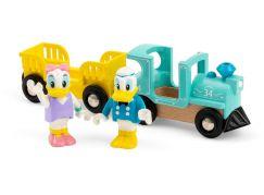 Brio World 32260 Vláček Donalda a Daisy