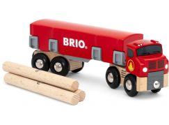 Brio World 33657 Tahač se dřevem