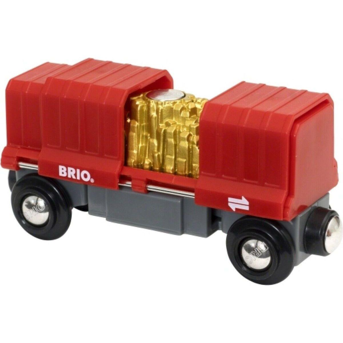 Brio World 33938 Hrací set náklad zlata
