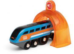 Brio World 33971 Smart Tech Sound Nahrávací lokomotiva