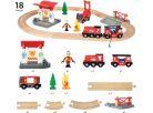 Brio Záchranářská vláčkodráha hasiči 5