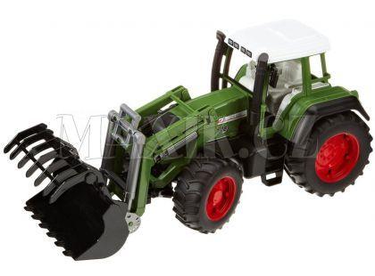 Bruder 02062 Traktor Fendt Vario s čelním nakladačem