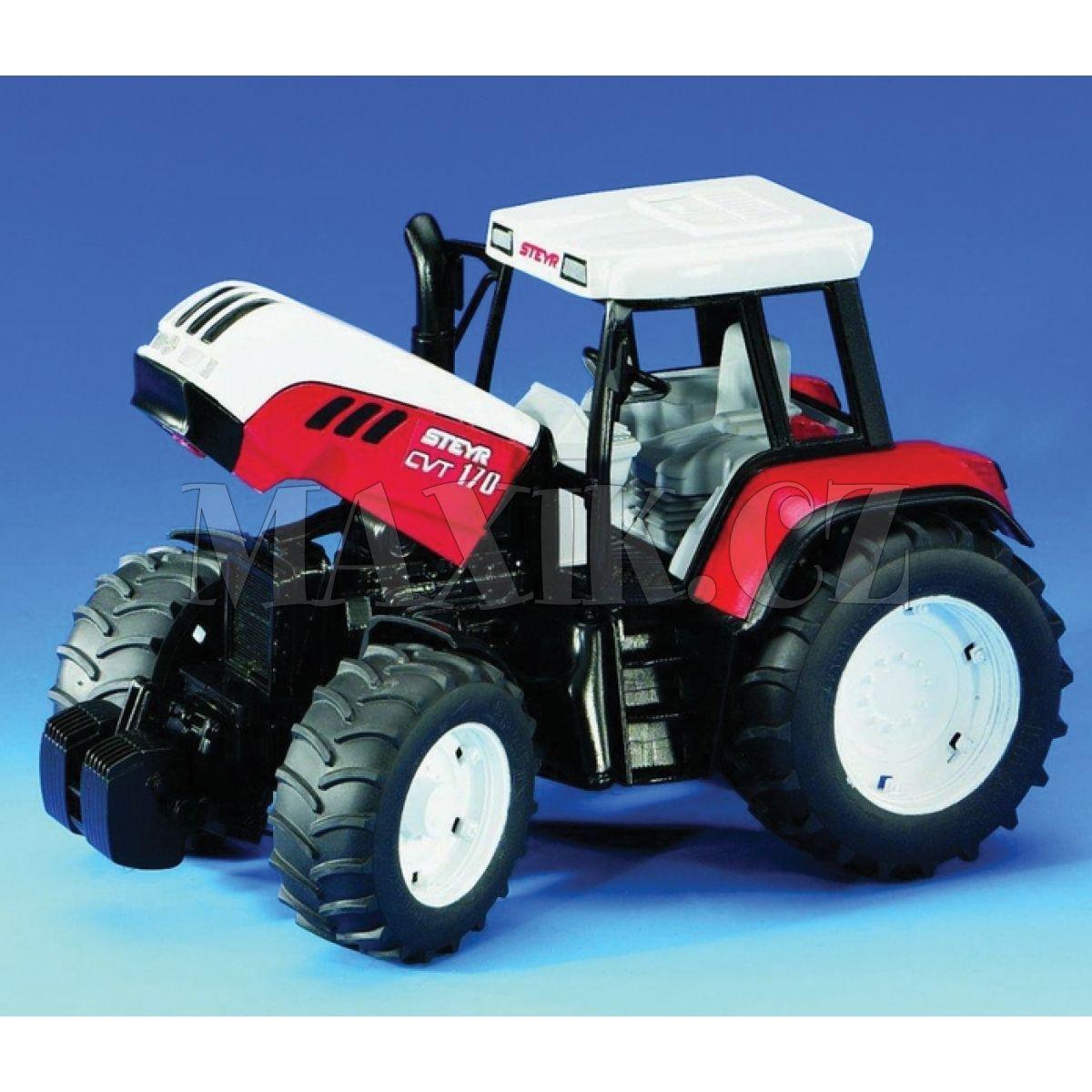 Bruder traktor steyr cvt maxíkovy hračky
