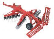 Bruder 02217 Kultivátor Kuhn XL