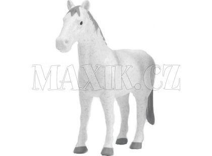 BRUDER 02306 Kůň figurka - Bílá