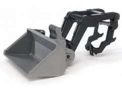 Bruder 02319 Čelní nakladač pro traktory - Poškozený obal