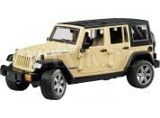 Bruder 02525 Jeep Wrangler Unlimited Rubicon