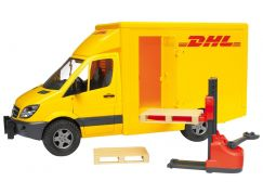 Bruder 02534 Mercedes Benz Sprinter DHL