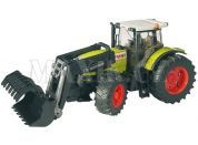 Bruder 03011 Traktor Claas čelním nakladačem