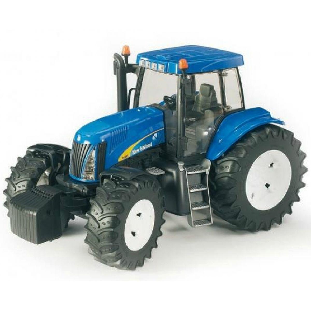 Bruder 03020 Traktor New Holland