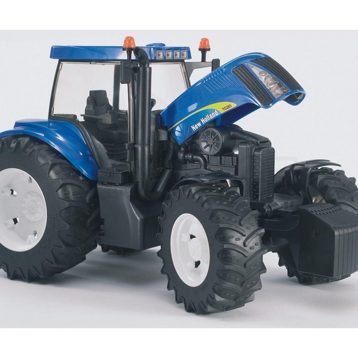 bruder 03020 traktor new holland max kovy hra ky. Black Bedroom Furniture Sets. Home Design Ideas