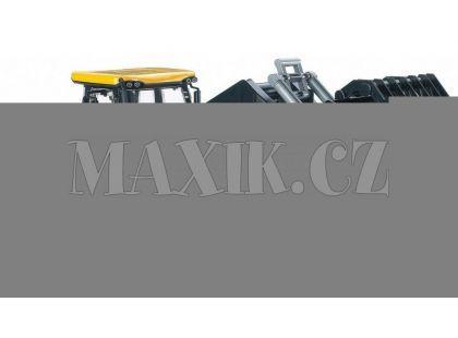 Bruder 03031 Traktor JSB Fastrac 3220 + čelní nakladač