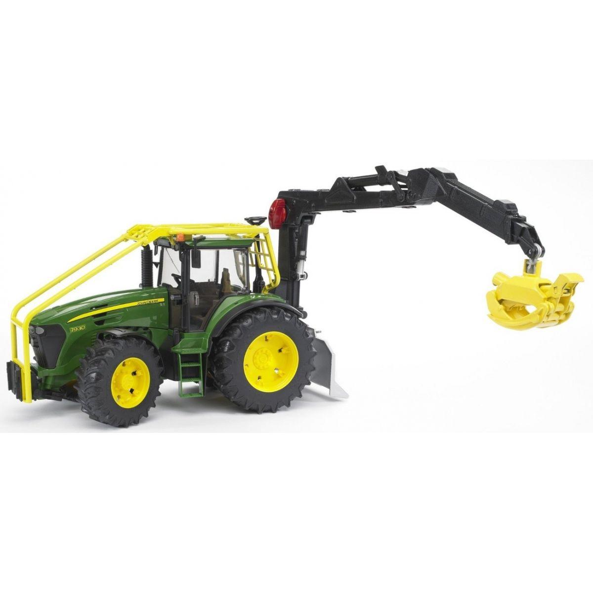 Bruder 03053 Lesní traktor John Deere