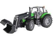 Bruder 03081 Traktor Deutz Agrotron X720 s nakladačem
