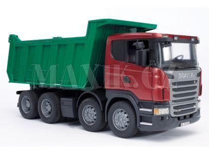 Bruder 03550 Nákladní auto Scania sklápěč