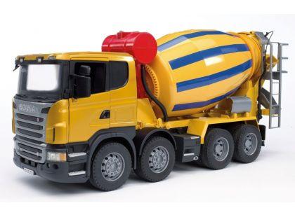Bruder 03554 Nákladní auto Scania domíchávač