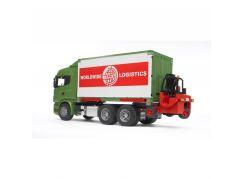 Bruder 03580 Nákladní auto Scania kontejner, vozík