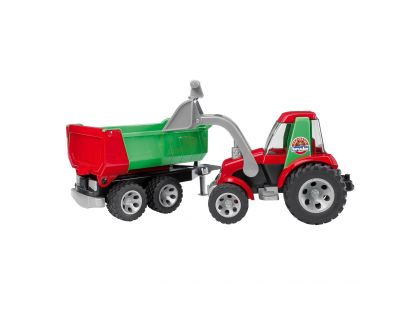 Bruder 20116 Traktor s vozem