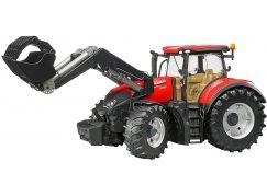 Bruder 3191 Traktor Case IH Optum 300 CVX s lžicí