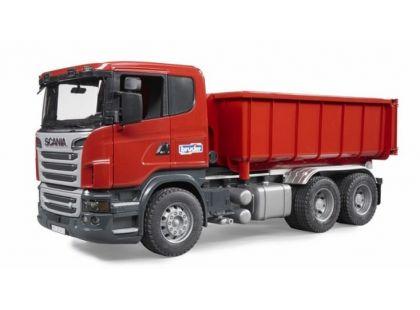 Bruder 3522 Nákladní auto Scania - kontejner