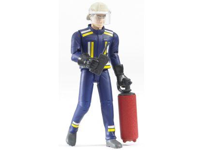 Bruder 60100 Bworld Figurka Požárník