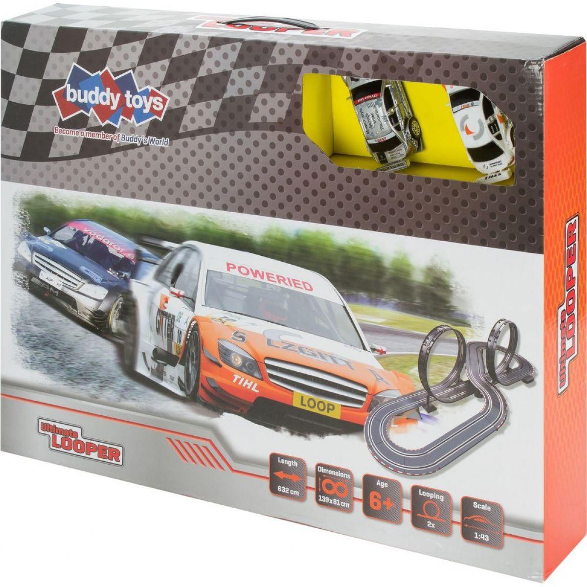 Buddy toys Autodráha Looper