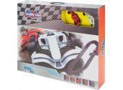 Buddy toys Autodráha Oval Race - Poškozený obal