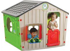 Buddy Toys Domeček Village šedý