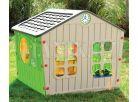 Buddy Toys Domeček Village šedý 3