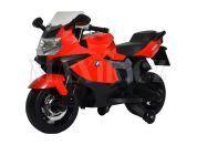 Buddy Toys Elektrická Motorka BMW K1300 S Červená