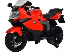 Buddy Toys Elektrická Motorka BMW K1300 S Červená - Poškozený obal