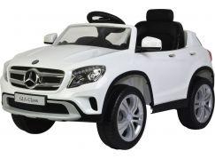 Buddy Toys Elektrické auto  Mercedes GLA - bílá