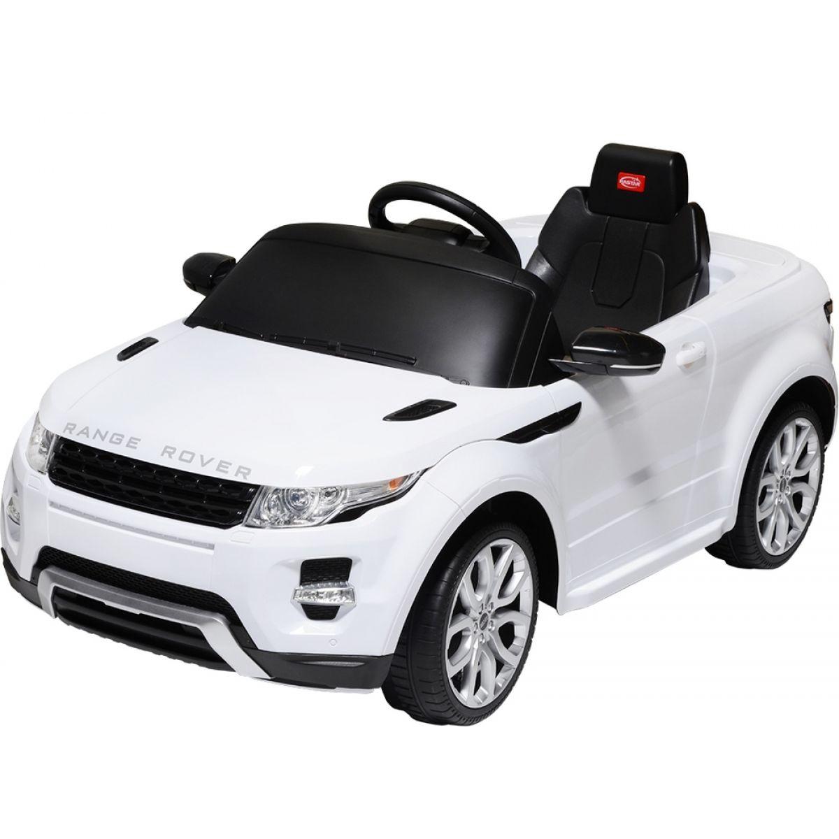 Buddy Toys Elektrické auto Range Rover bílé
