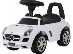 Buddy Toys Odstrkovadlo Mercedes Benz SLS bílé