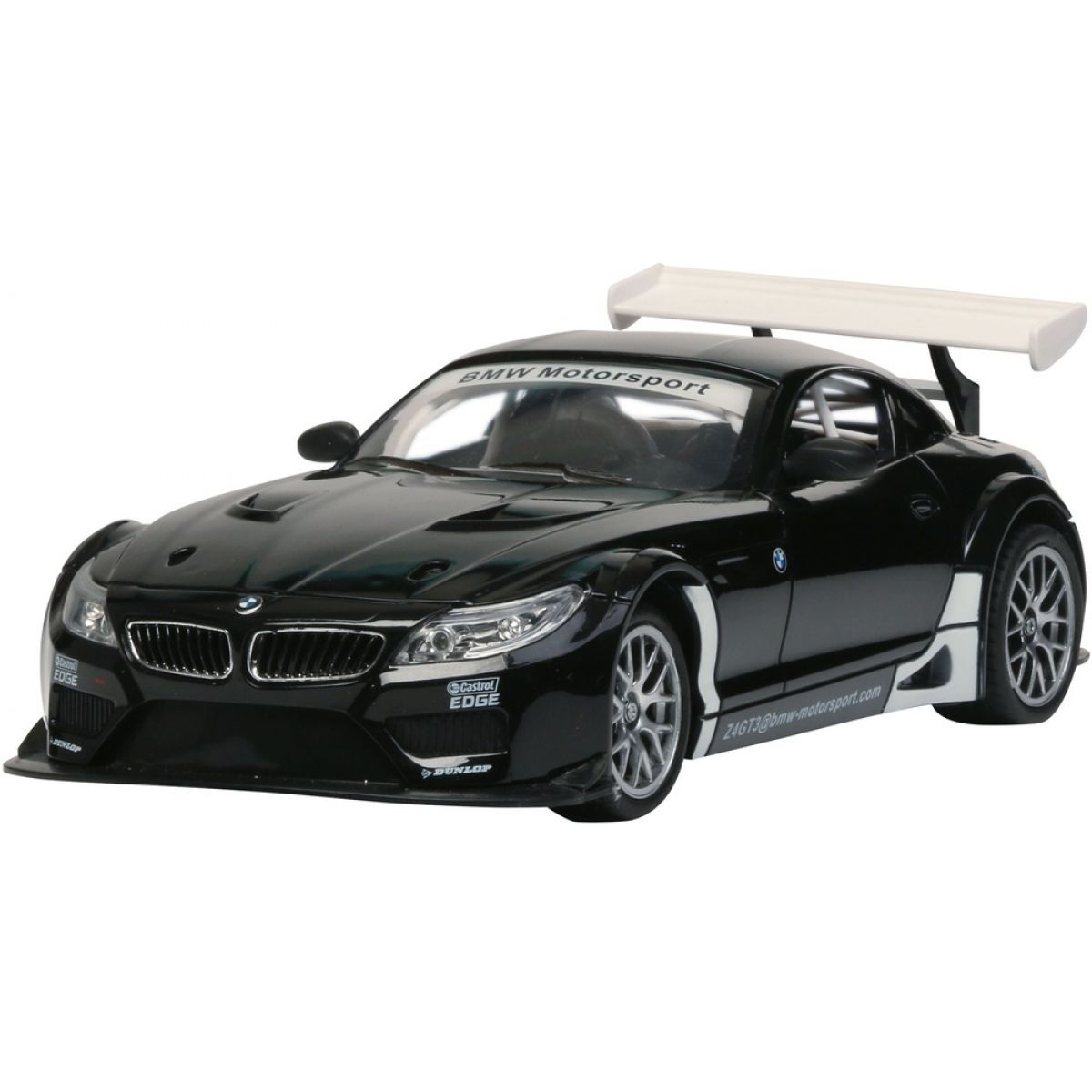 Buddy Toys RC Auto BMW Z4 GT3 černá