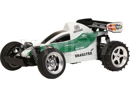 Buddy Toys RC Buggy Green