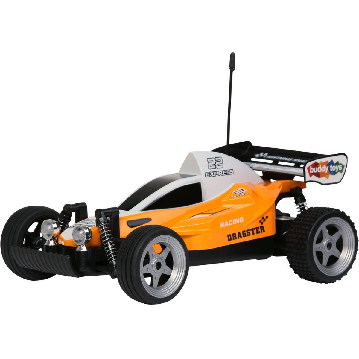 Buddy Toys RC Buggy Orange 1:12